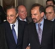 Florentino Pérez Ángel Torres