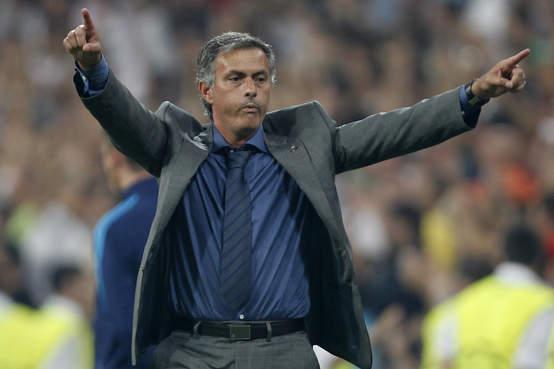 Mourinho Real Madrid Español