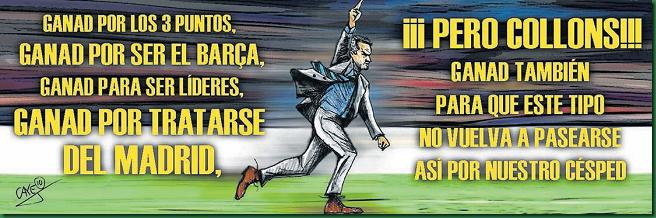 Tira cómica Sport 29.11.10