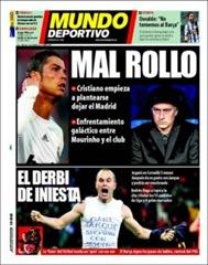 Portada Mundo Deportivo 15.12.10