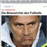 Mourinho Ranking Malvados SportBild