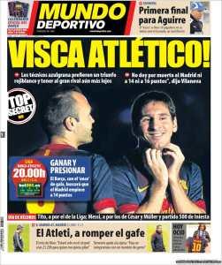 Portada.Mundo.Deportivo.Visca.Atletico