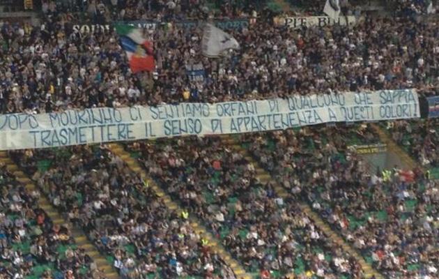 Afición Inter Mourinho