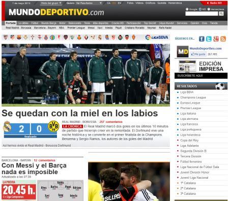 Web.MUNDO.DEPORTIVO.eliminación.Madrid.adios.Mou
