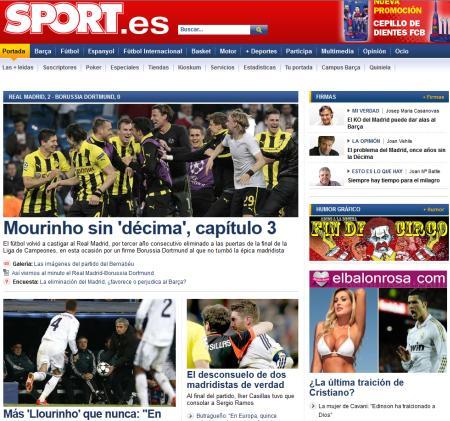 Web.SPORT.eliminación.Madrid.adios.Mou