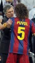 Mourinho Puyol