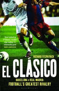 El Clasico, nuevo libro de Richard Fitzpatrick